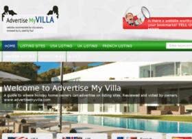 advertisemyvilla.com