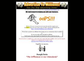advertisetomillions.com