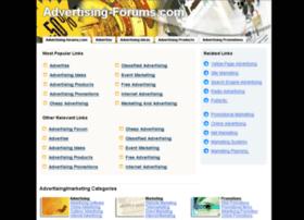 advertising-forums.com