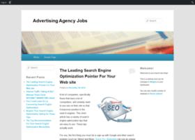 advertisingagencyjobs.edublogs.org