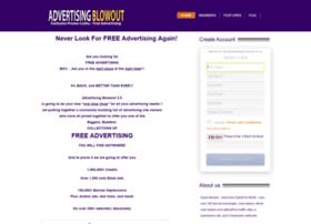 advertisingblowout.com