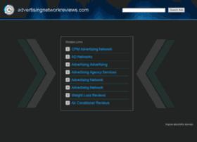 advertisingnetworkreviews.com