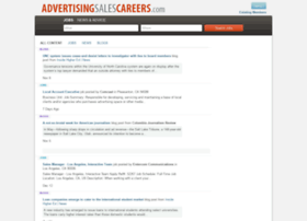 advertisingsalescareers.com