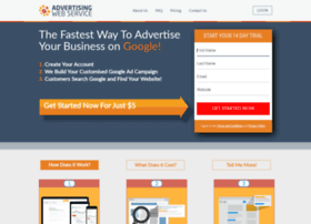 advertisingwebservice.com.au