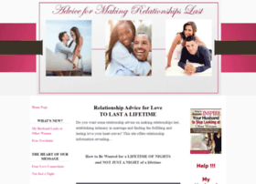 advice-for-lifetime-relationships.com