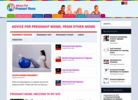 advice-for-pregnant-moms.com