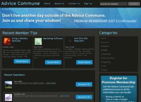 advicecommune.com