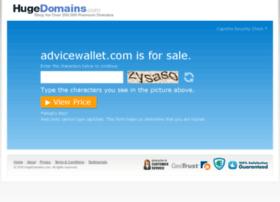 advicewallet.com