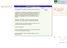 advise-trac.neumann.edu