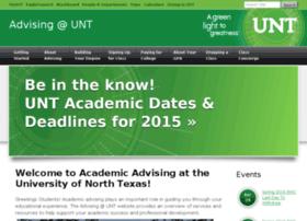 advising-dev.unt.edu