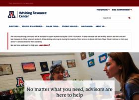 advising.arizona.edu