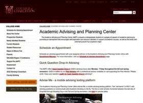 advising.cofc.edu