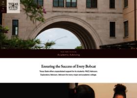 advising.txstate.edu