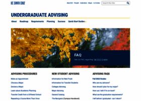 advising.ucsc.edu
