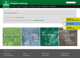 advising.unt.edu