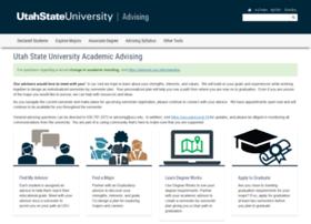 advising.usu.edu