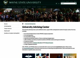 advising.wayne.edu