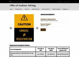 advising.wfu.edu