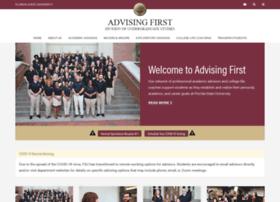 advisingfirst.fsu.edu
