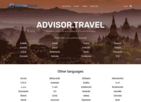 advisor.travel
