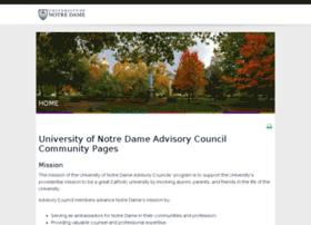 advisorycouncil.nd.edu