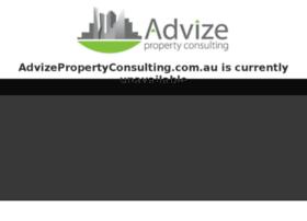 advizepropertyconsulting.com.au