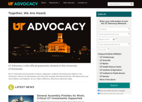 advocacy.tennessee.edu