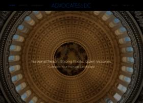 advocatesincdc.com