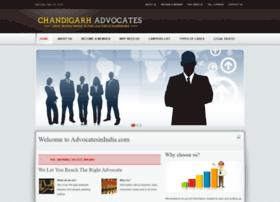 advocatesinindia.com