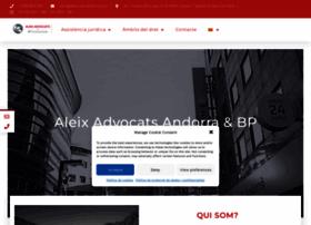 advocats-andorra.com