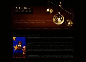 advokat-prnjavorac.com