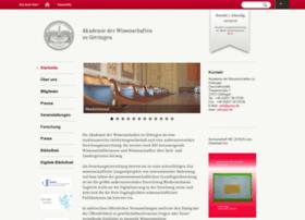 adw-goettingen.gwdg.de