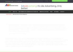 adwebvertising.com