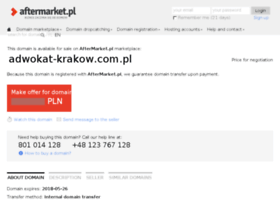 adwokat-krakow.com.pl