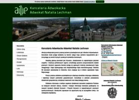 adwokat-lechman.pl