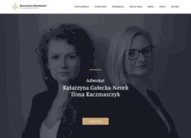 adwokatgalecka.pl