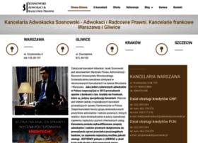 adwokatjsosnowski.pl