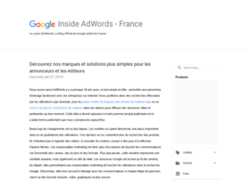 adwords-fr.blogspot.be