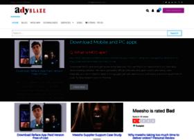 adyblaze.com