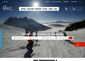 aec-vacances.com