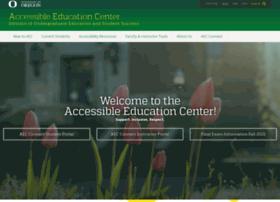 aec.uoregon.edu