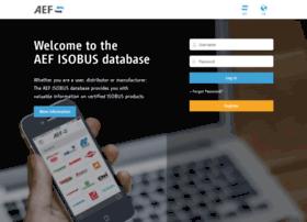 Aef-isobus-database.org