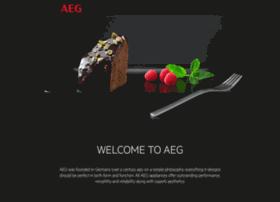 aeg-home.com