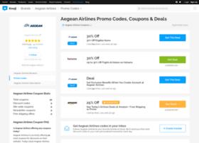 aegeanairlines.bluepromocode.com