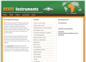 aegis-instruments.com