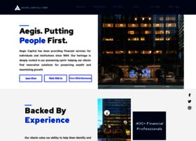 aegiscapcorp.com