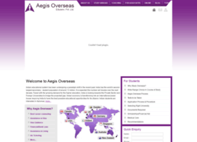 aegisoverseas.com