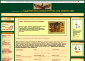 aegyptischer-orientshop.de