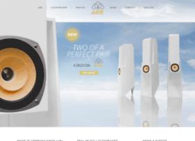 aer-loudspeakers.com