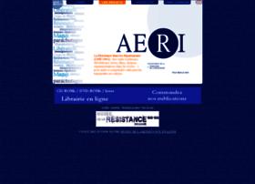 aeri-resistance.com